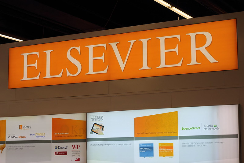 Frankfurt Book Fair - Elsevier