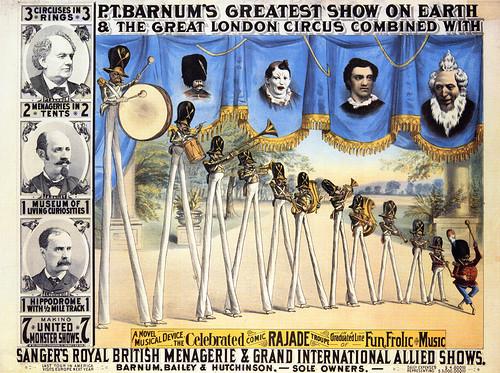 P. T. Barnum's Greatest Show On Earth