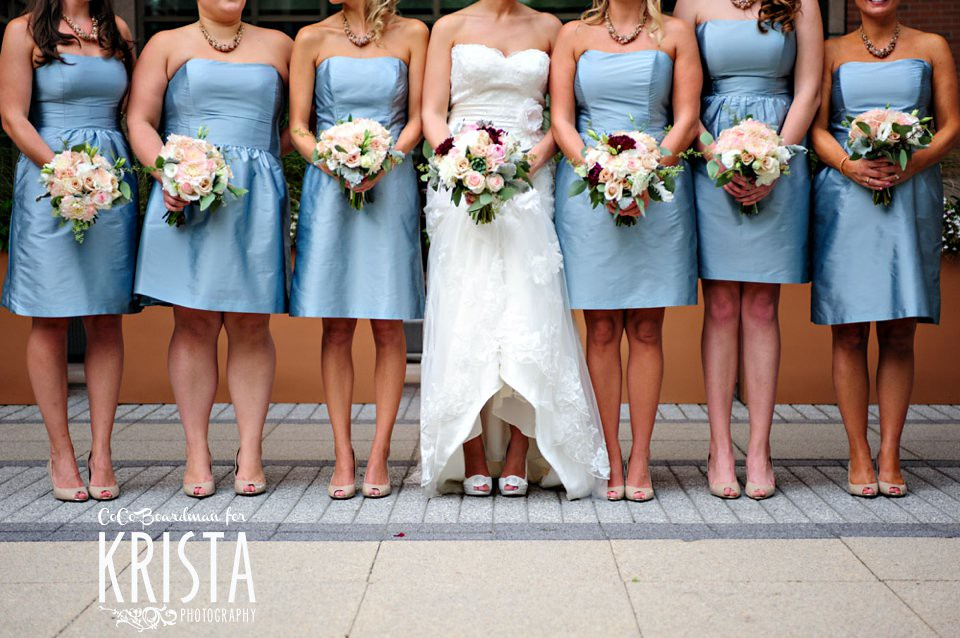 Seaport Boston Wedding