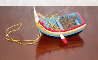 Nazaré - Fishing Boat Model