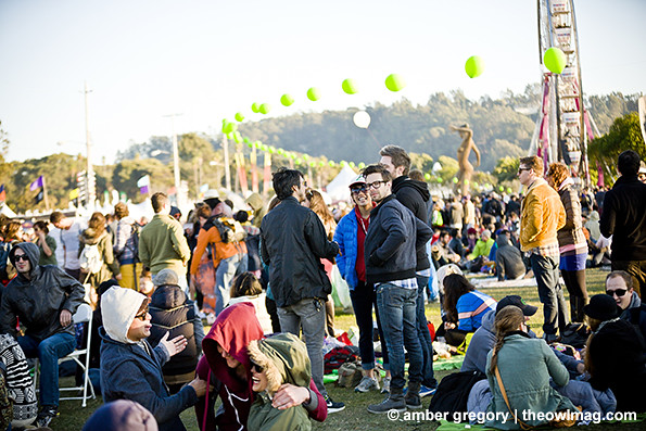 Treasure Island Music Festival, SF 10/20/13