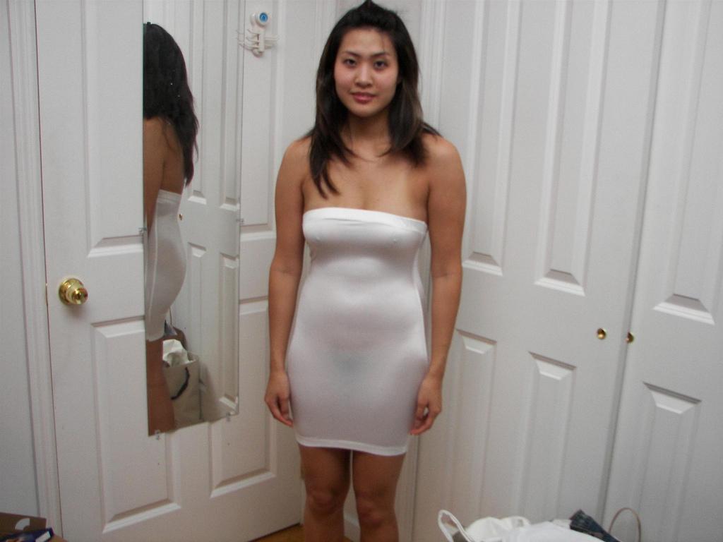 Hot asian wife and sudden internal cum 6