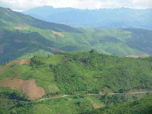 Phonsavan-Luang Prabang-route (47)