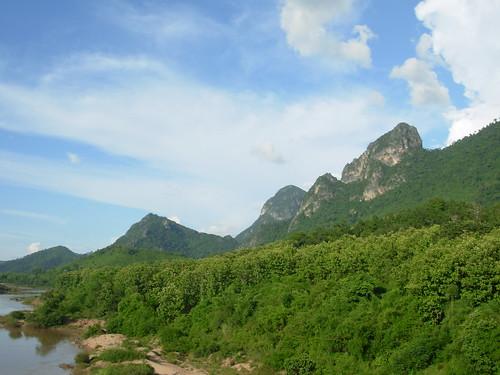Luang Namtha-Luang Prabang-route (74)