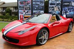 Ferrari 458 Italia Spider Pininfarina 2013