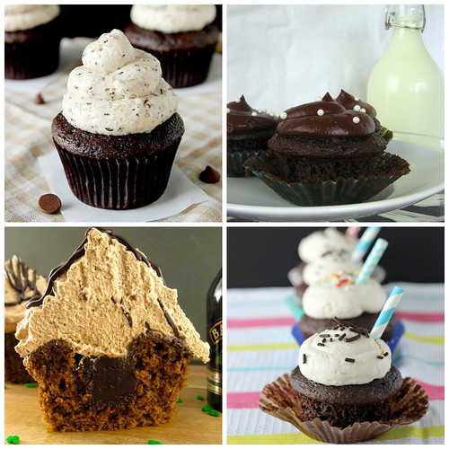 30 Cupcakes and Frosting Recipes | beyondfrosting.com #cupcakes #frosting #recipe