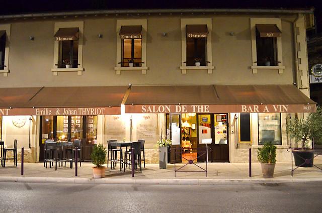 MEO Restaurant, Tarrascon, Provence, France