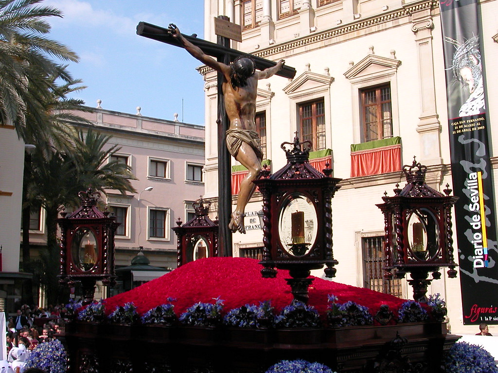 Santísimo Cristo de la Fundación, Sevilla