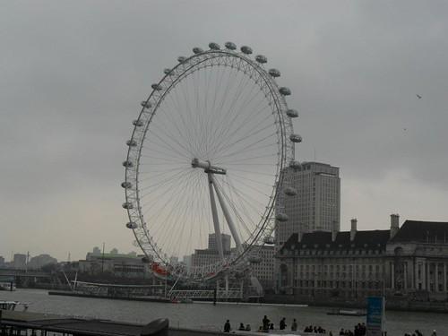 לונדון איי -מראות שאי אפשר לראות משום מקום אחר בעיר(צילום מקורי)