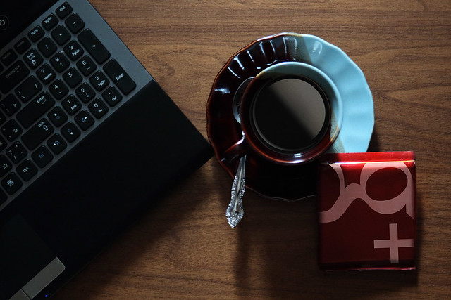 Morning coffee with Google+