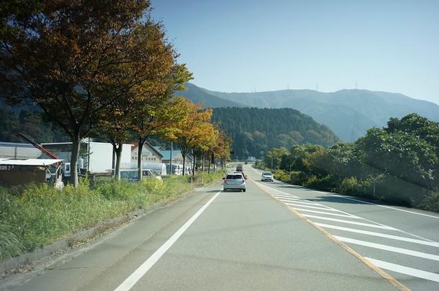 霊峰白山へ 2013秋