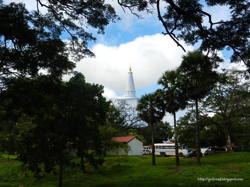 В первой столице Шри Ланки