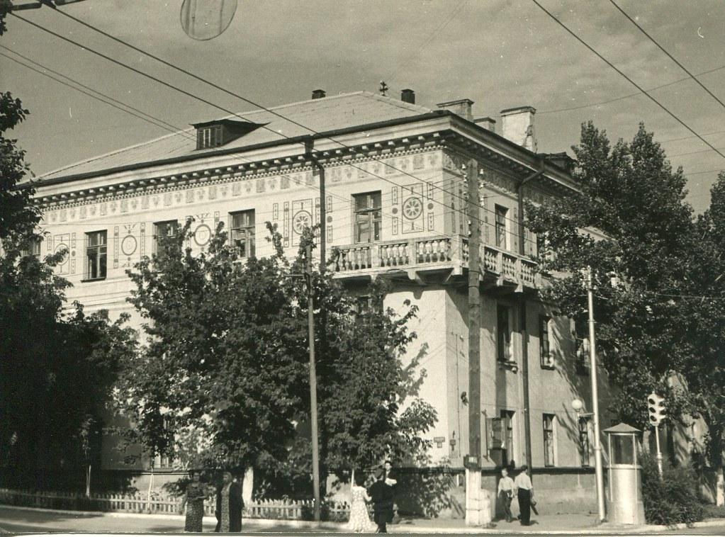 50а_Жилой дом на углу Садовой и Льва Толстого_арх Трошин С.А