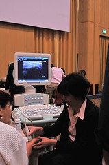 DSC_2783_JPG Attendees take part in Ultrasound Session