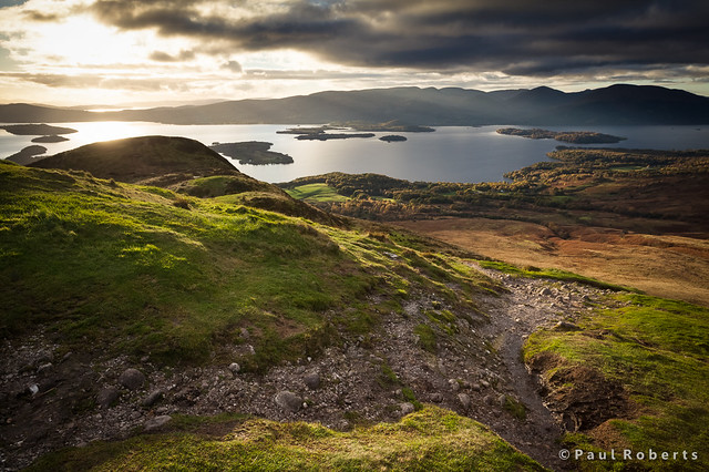 View from Conic Hill [IMG_4545]
