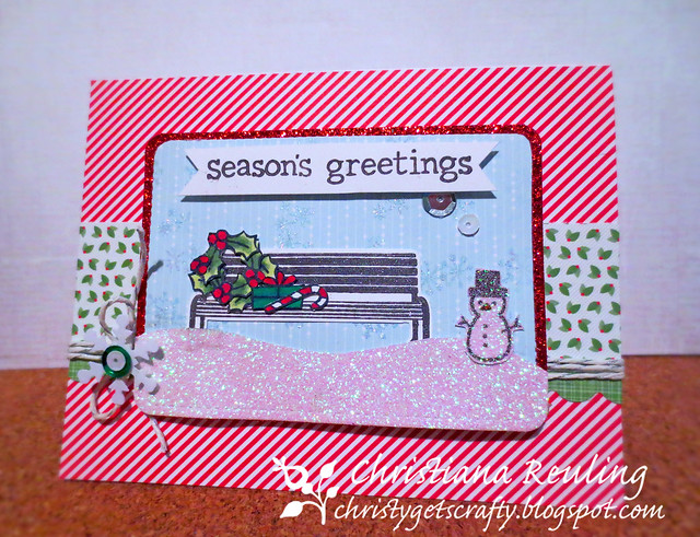 christybenchseasonsgreetings