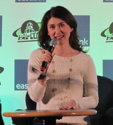 Jewel Staite's Q&A at Hal-Con 2013