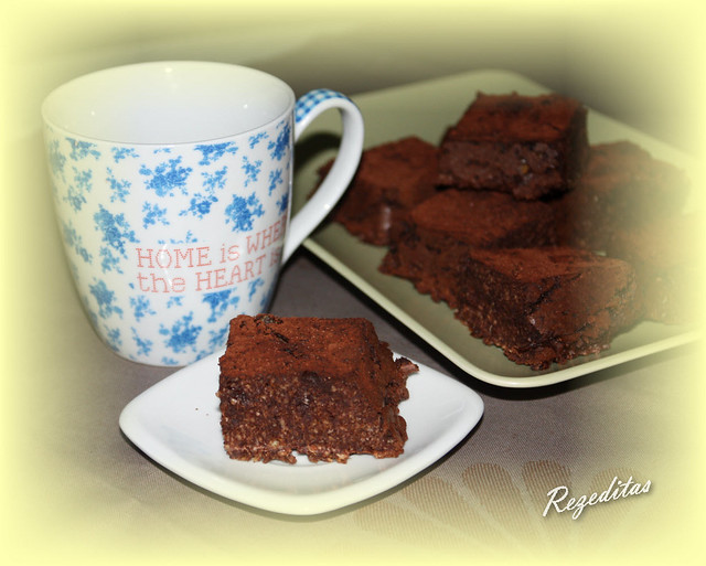 BROWNIE DE CALABAZA