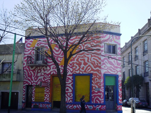 Буенос-Айрес: місто-калейдоскоп