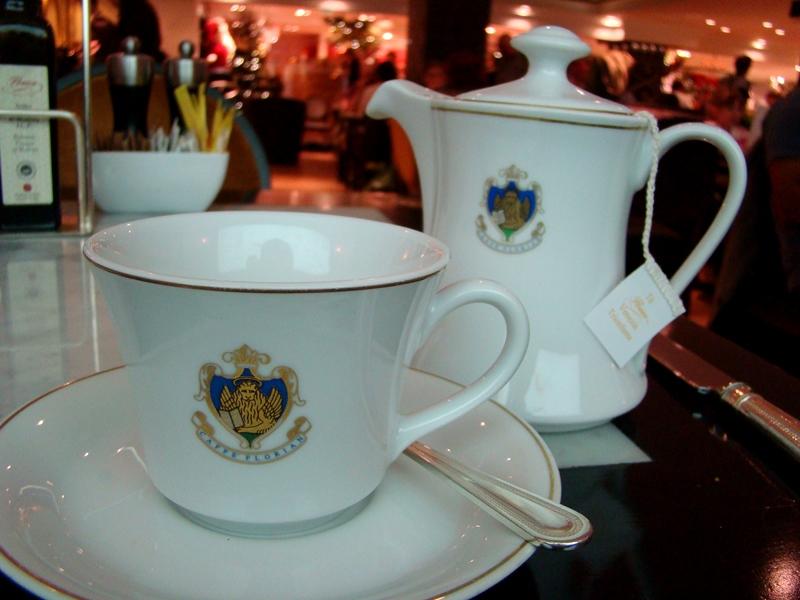 Harrods Caffe Forian