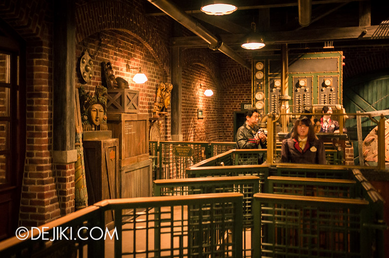 Mystic Manor - Loading Area 7