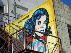 K Road Mural by Cut Collective