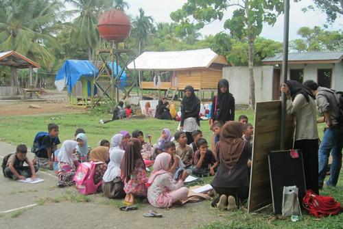 dukungan utk Taman Pendidikan Masyarakat Tanyoe Aceh