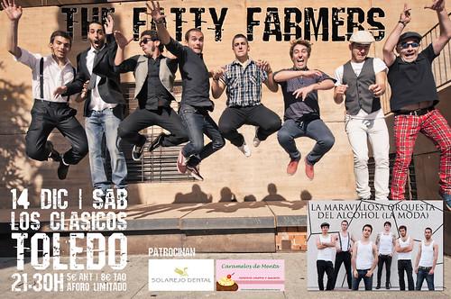 The Fatty Farmers en concierto