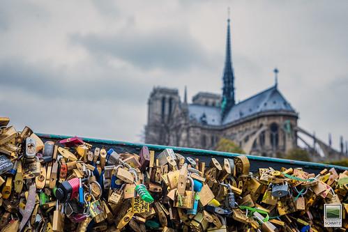Pont de l'Archevêché, Paris
