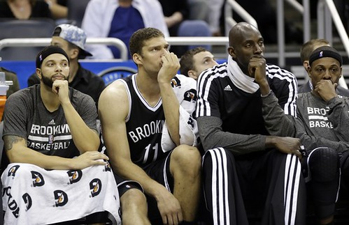 Nets Magic Basketball