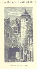 Image taken from page 155 of 'Edinburgh Past and Present, its associations and surroundings. Drawn with pen and pencil. [By various artists. Edited by W. Ballingall.]'