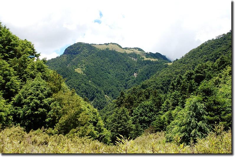 3413峰(From池有登山步道)