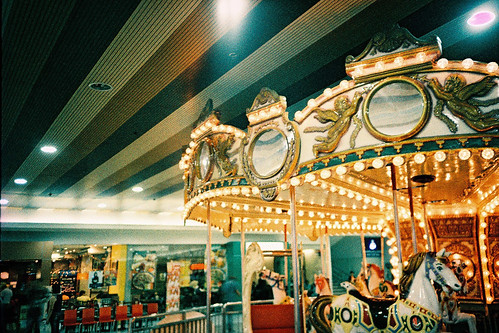 life is a merry-go-round