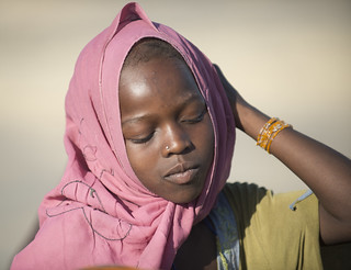 Girl from Massakory - Chad