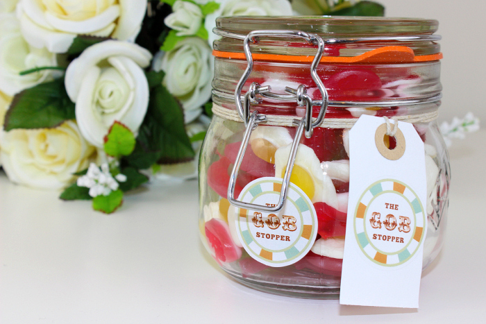 retro Pick 'n' Mix Jars Review from The Gob Stopper The Perfect Christmas Gift