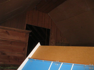 The Haunted House: Attic