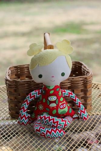 Christmas Doll 3