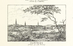 """British Library digitised image from page 89 of """"Dumfriesshire Illustrated, etc"""""""