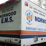 Mass Casualty Unit Truck, Norwood EMS Special Operations, New Jersey