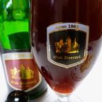 ベルギービール大好き!!オウト・ベルゼル・クリーク Oud Beersel Kriek