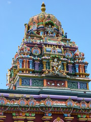 Hindu temple, Nadi, Fiji