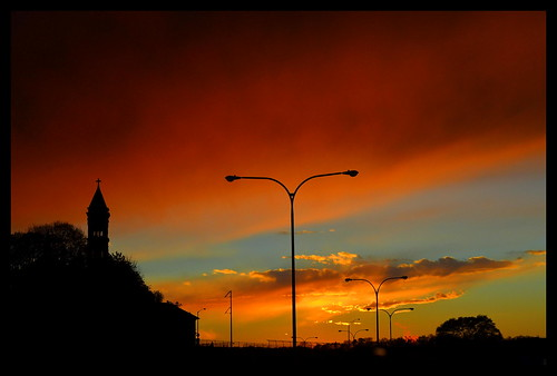 Fire in the sky 04 by anothercyclist
