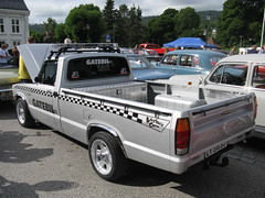 ford ranger(0.0), chevrolet s-10(0.0), automobile(1.0), automotive exterior(1.0), pickup truck(1.0), vehicle(1.0), truck(1.0), land vehicle(1.0),