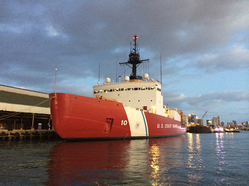 USCGC Polar Star