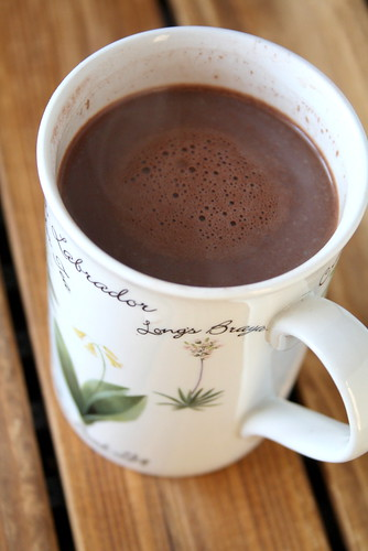 Last Minute Gift Idea: Homemade Hot Chocolate Mix