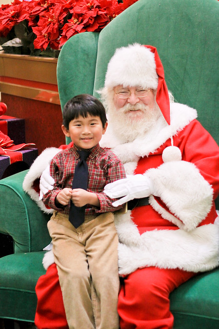 Si and Santa Year Four 2013-2