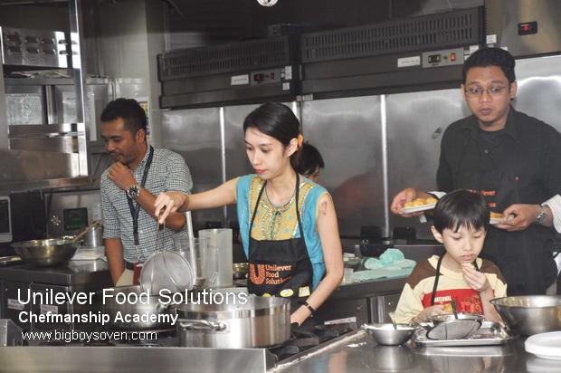 Unilever Food Solutions Chefmanship Academy 4