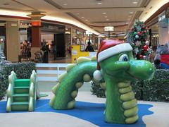 Have yourself an Ogopogo Christmas