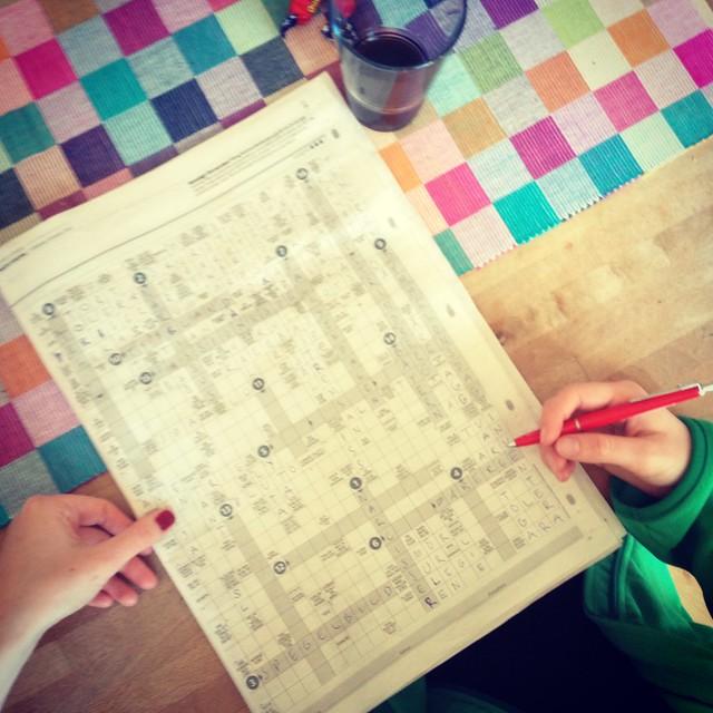 crossword, karlskrona