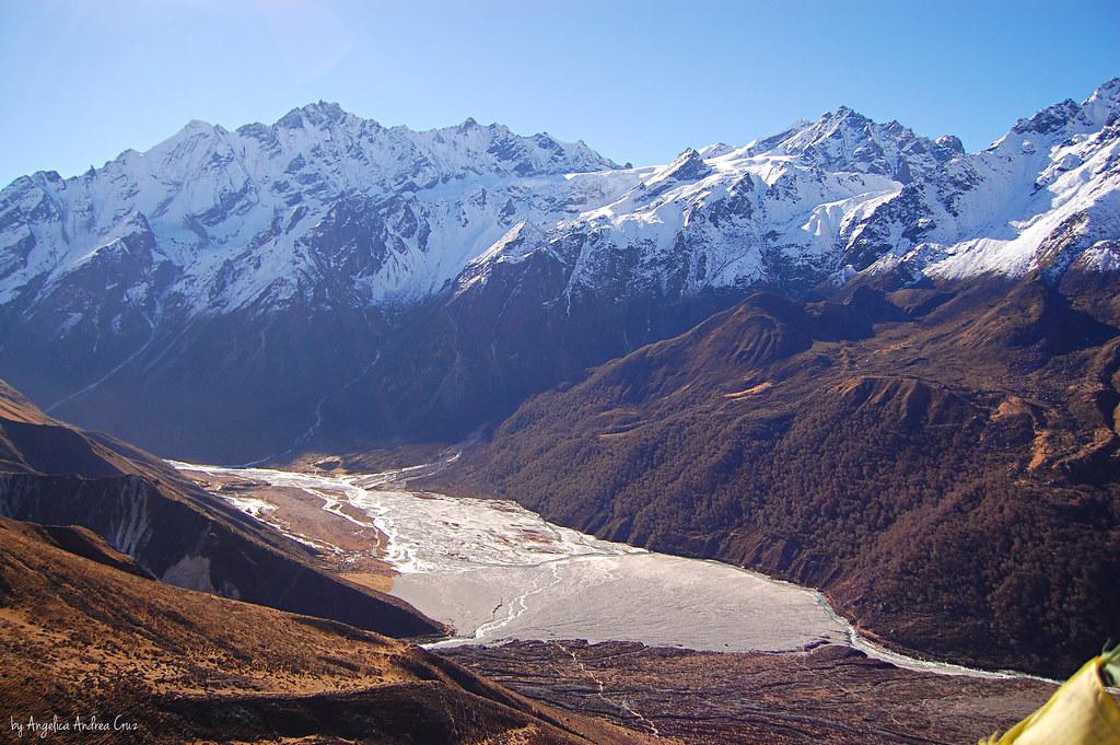 Kyanjing Ri, Kyanjing Gompa, Langtang Trek, Nepal